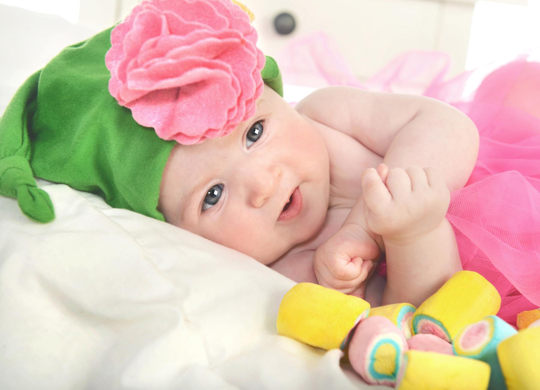 Fotos Bebés Risueños