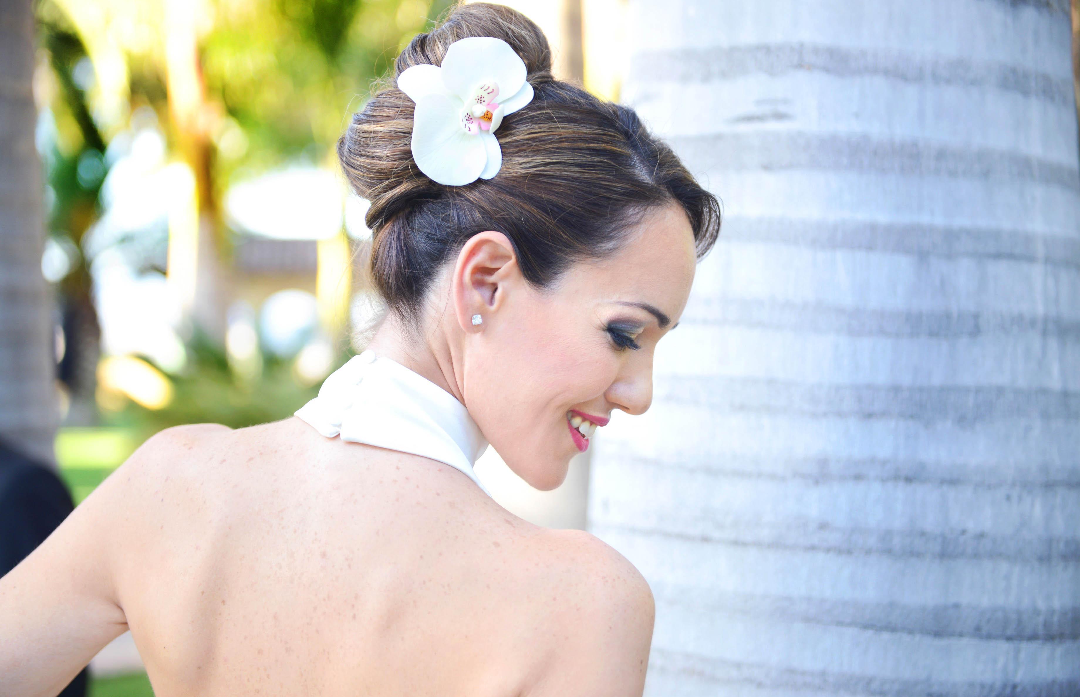 peinados de boda marbella