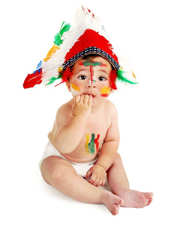 Reportaje Carnaval Peluqueria Infantil Estudio Fotografico Bebes