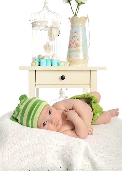 fotos creativas bebes malaga