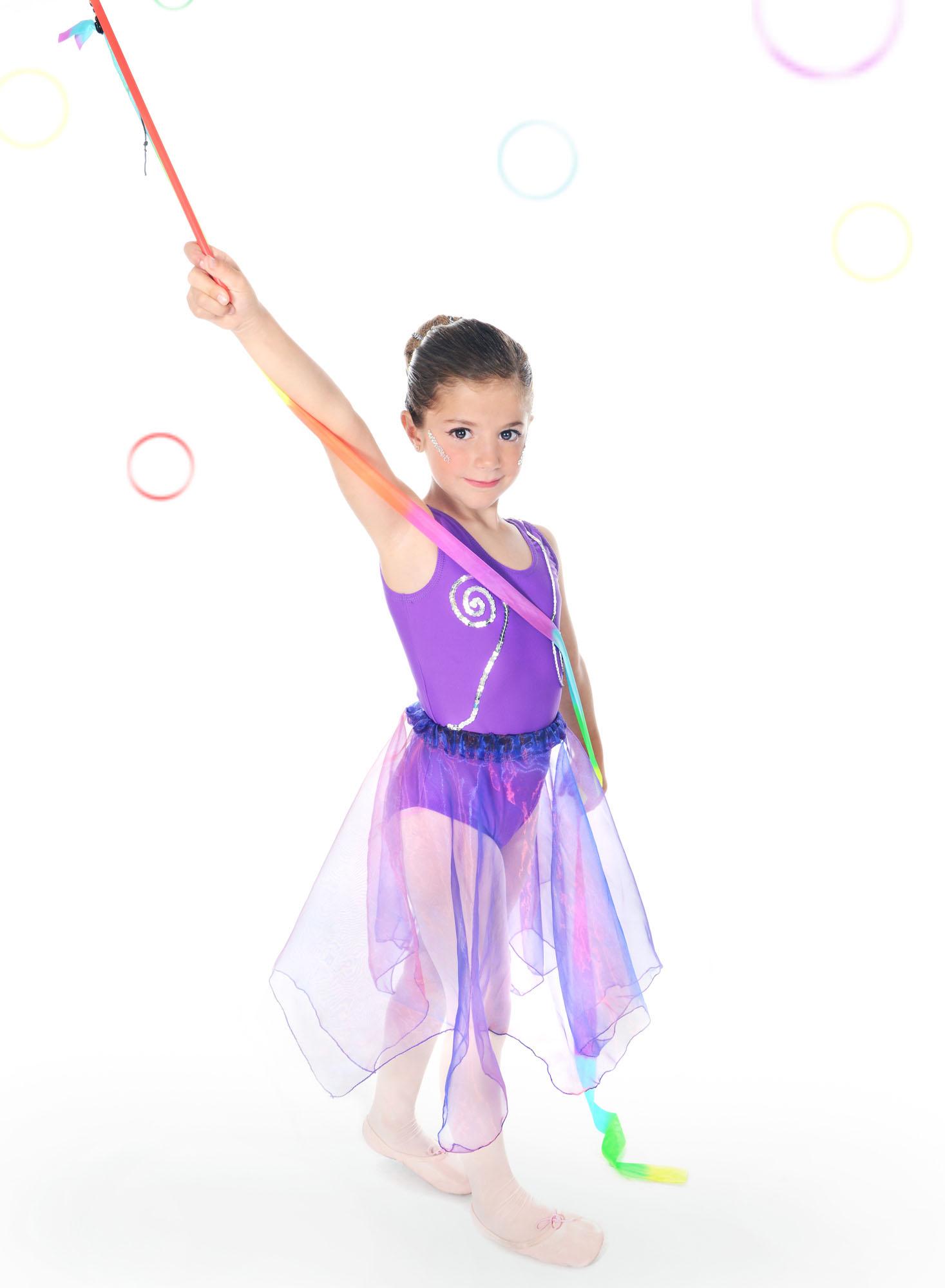 sesion fotografica ballet