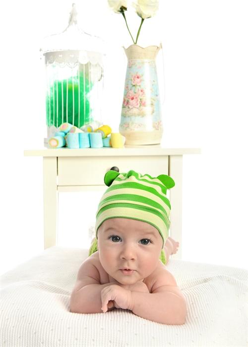 fotos creativas bebes