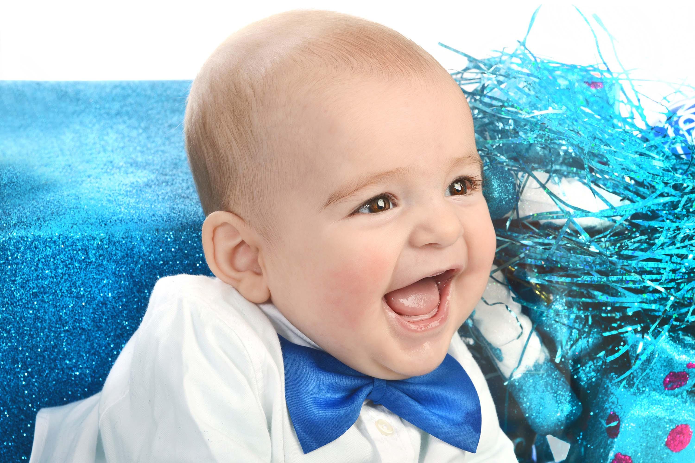 risas bebes