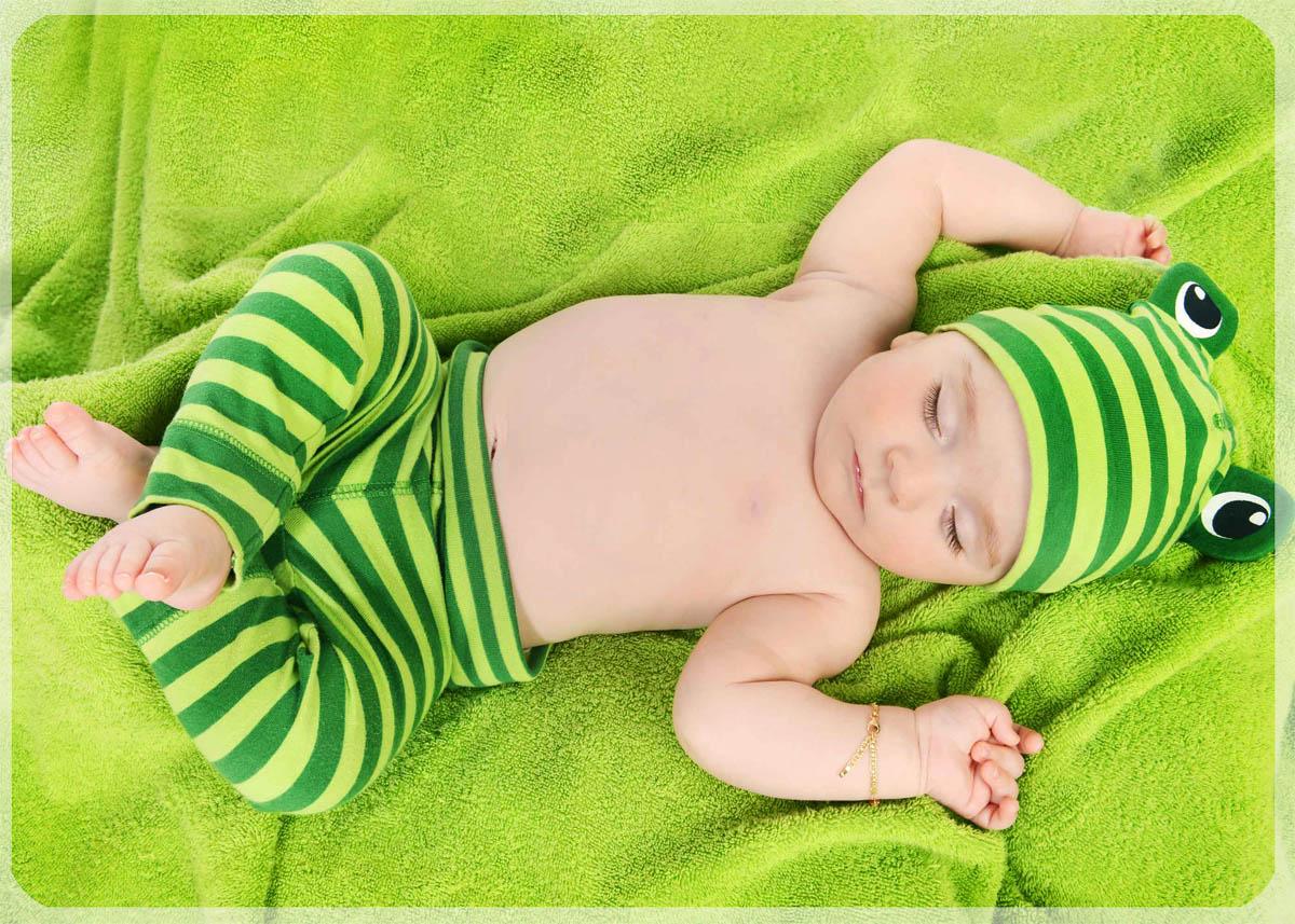 fotos creativas de bebes