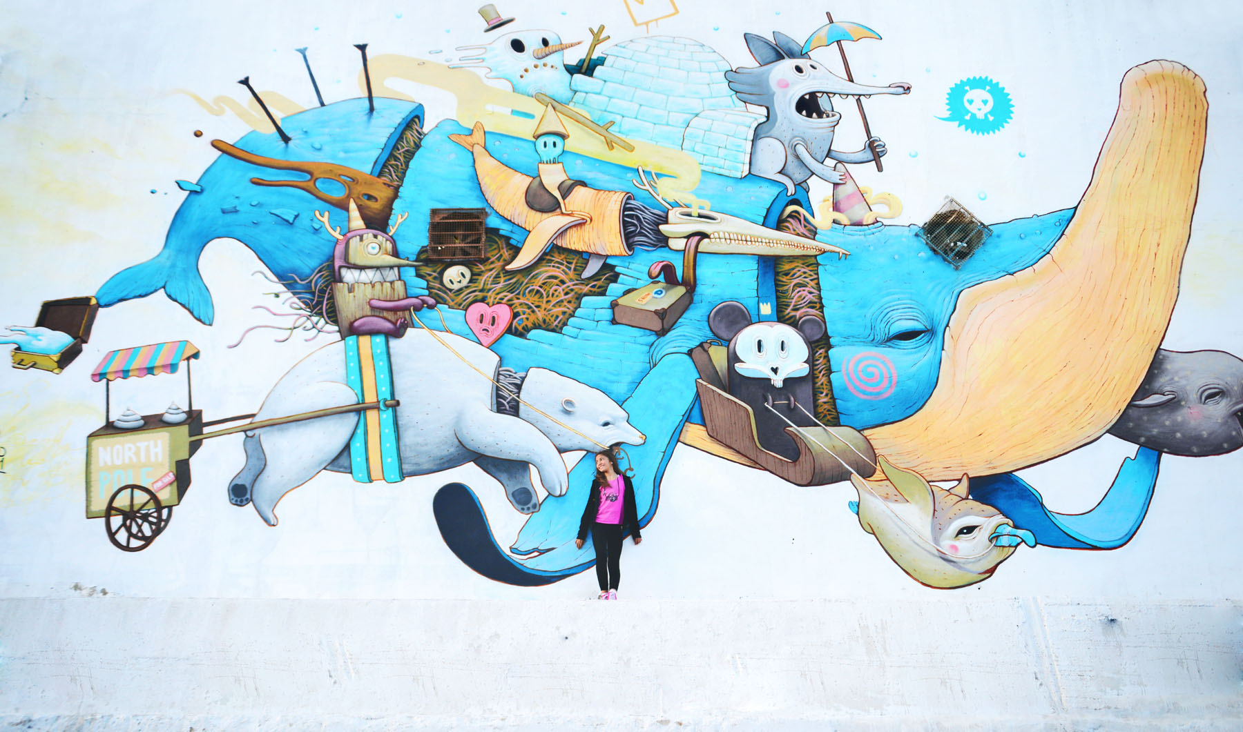 malaga graffitis