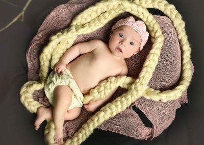 estudio fotos bebés malaga